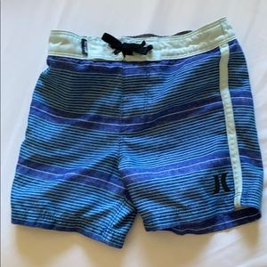 Toddler boys Hurley swim board shorts